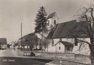 Mumpf Switzerland Vintage Real Photo Postcard