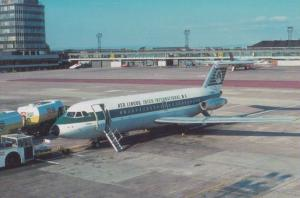 Aer Lingus BAC 111 E1-ANG at Manchester Airport Limited Edition of 500 Postcard