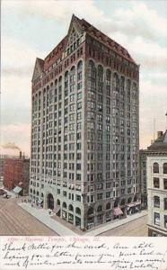 Illinois Chicago Masonic Temple 1907