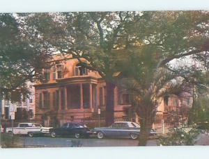 Unused Pre-1980 HISTORIC HOME Savannah Georgia GA d0232