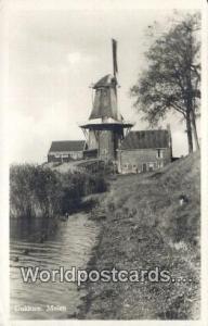 Molen Netherlands, Nederland Dokkum Molen Dokkum