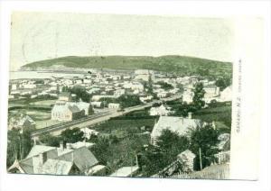 Looking South , OAMARU , New Zealand PU-1905