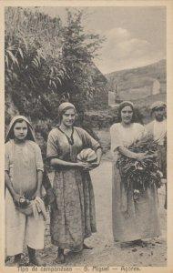 Tipo de camponesas - S. Miguel - Azores , 00-10s