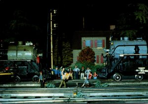 New Jersey Madison Bill Hopping's Madison Central Model Railroad A Lione...