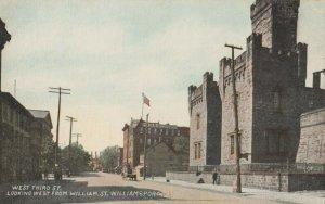 WILLIAMSPORT , Pennsylvania, 1900-10s ; West Third Street