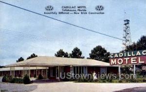 Cadillac Motel Tallahassee FL Unused