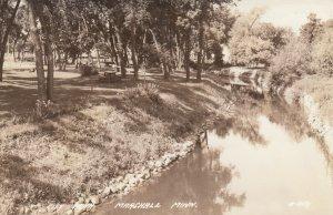 RP; MARSHALL, Minnesota, 1943; Water Scene