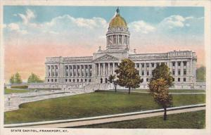 Kentucky Frankfort State Capitol