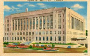 MO - Kansas City, General Post Office