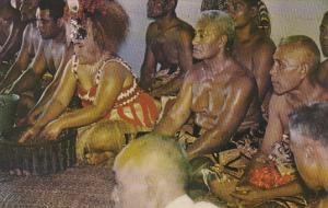 Samoa Pago Pago Kava Ceremony