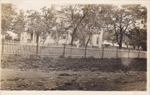 New York Circleville Residential Scene Real Photo