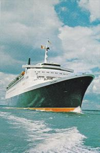 Cunard Queen Elizabeth 2, Ship, 40-60's