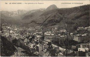 CPA Le MONT-DORE-Vue générale et le Capucin (46584)