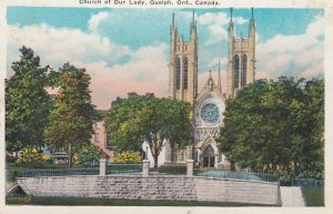 GUELPH, Ontario, Canada, 1900-10s; Church of Our Lady # 2
