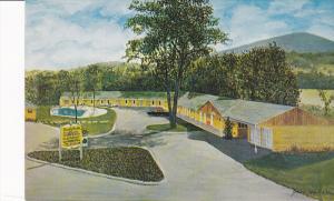 New Englander Motel, BENNINGTON, Vermont, 40-60´s