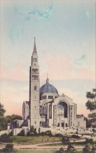 National Shrine Of The Immaculate Conception Washington DC