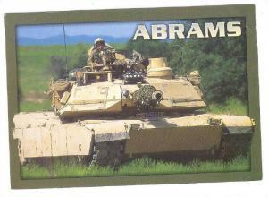 U.S. Army ABRAMS Tank , 60-80s