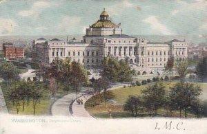 Washington DC  Congressional Library