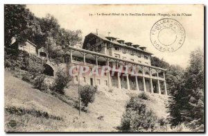 Old Postcard The Grand Hotel of Dorothee Feuillee Vu I & # 39Ouest