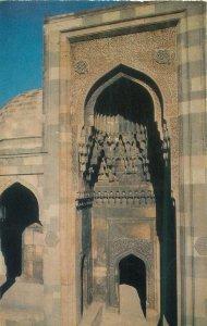 Postcard Azerbaijan BAKU palace complex Shirvan Shahs Divan Khana