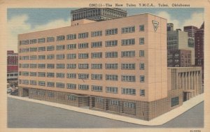 TULSA , Oklahoma, 30-40s ; The New Tulsa Y.M.C.A.