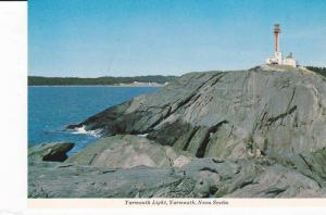 Yarmouth Lighthouse , Nova Scotia , Canada , 60-80s