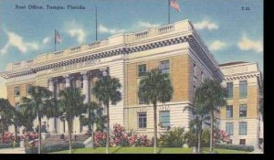 Florida Tampa Post Office