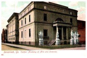 Georgia  Savannah ,  Tellfair Academy of Arts and Sciences