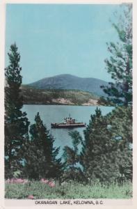 RP, Okanagan Lake, Kelowna, British Columbia, Canada, PU-1954