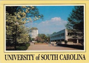University Of South Carolina South Carolina 1988