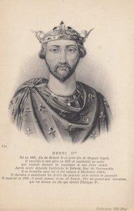 King Henry 1 , UK , 00-10s