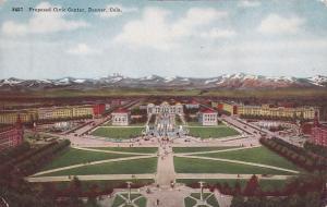 DENVER , Colorado ; 00s-10s; Proposed Civic Center