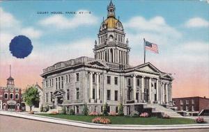 Kentucky Paris Court House 1941