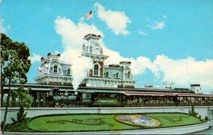 Florida Orlando Walt Disney World Railroad