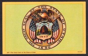 Dollar Box - Great Seal of the State of Utah