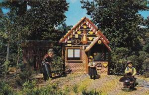 Florida Tampa Hansel And Gretel In The Dwarf Village At Busch Gardens