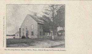 PARKER MILLS , Massachusetts , 1907 ; The Fearing House