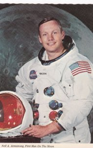SPACE ; NASA ; Neil Armstrong , 1st man on the Moon