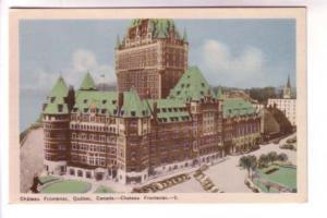 40's Cars, Chateau Frontenac, Closeup, Quebec, PECO