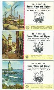 3 - Towne Wines & Liquors - Buffalo NY
