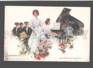 081078 Sweet Girl Graduate by Howard Chandler CHRISTY vintage