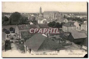 Old Postcard Nort Sur erdere General view