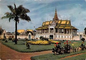 Phnom Penh Cambodia, Cambodge Palais Royal Phnom Penh Palais Royal