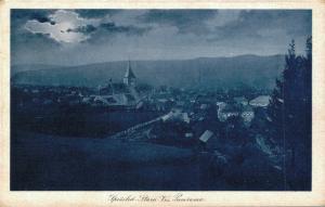 Czech Republic Spisská Stará Ves Panorama 02.21