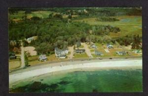 ME The Sun Dial Hotel KENNEBUNK BEACH MAINE Postcard