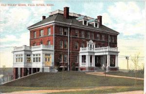 massachusetts Fall River,  Old Folks' Home