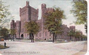 New York Buffalo 14th Regiment Armory