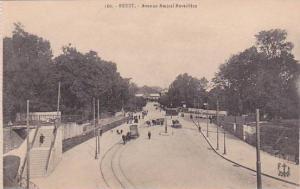 France Brest Avenue Amiral Reveillere