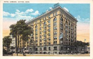 Ohio  Dayton     Hotel Gibbons