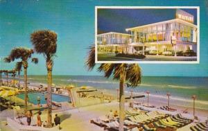Florida Miami Beach The Waikiki Hotel 1960